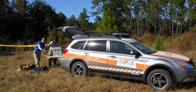 ASPCA Subaru